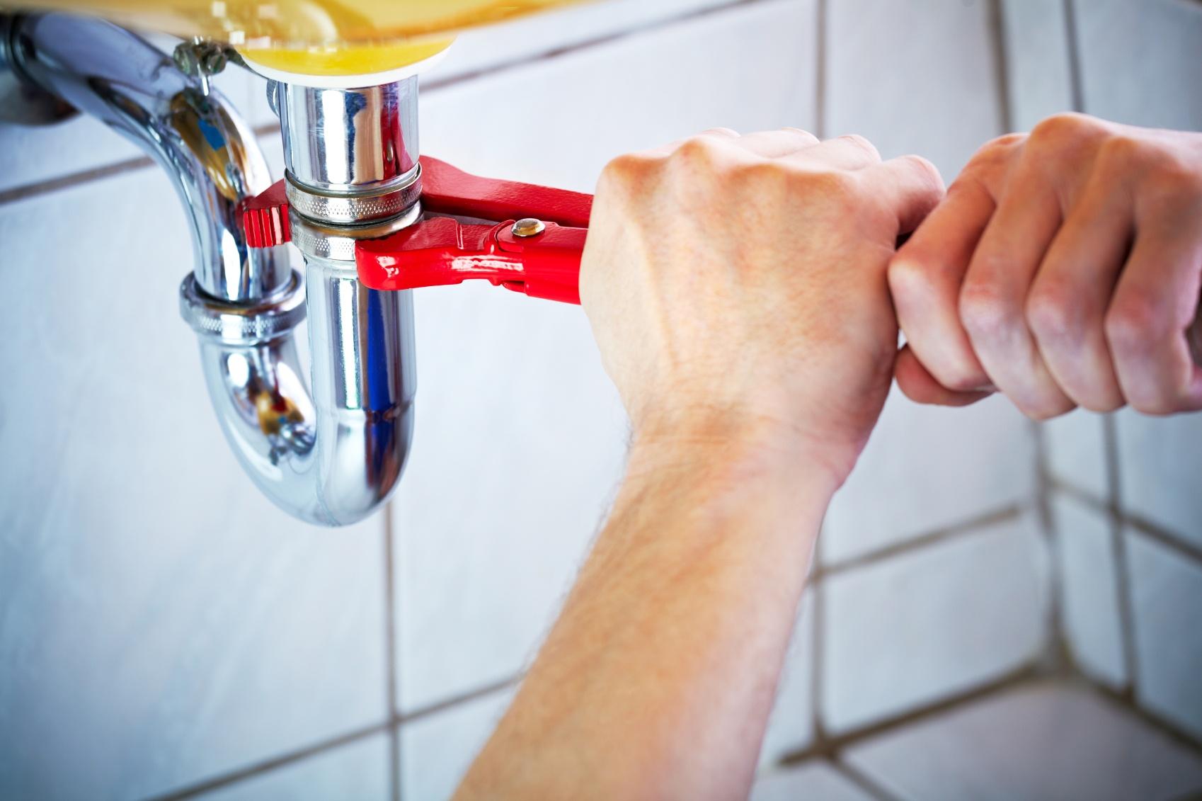 Vodovodní Odpady Vyžadují Prevenci